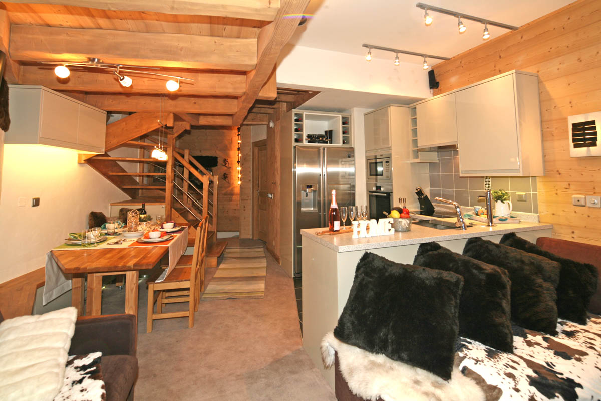 avoriaz chalet ardoisiere luxury ski chalet with tub