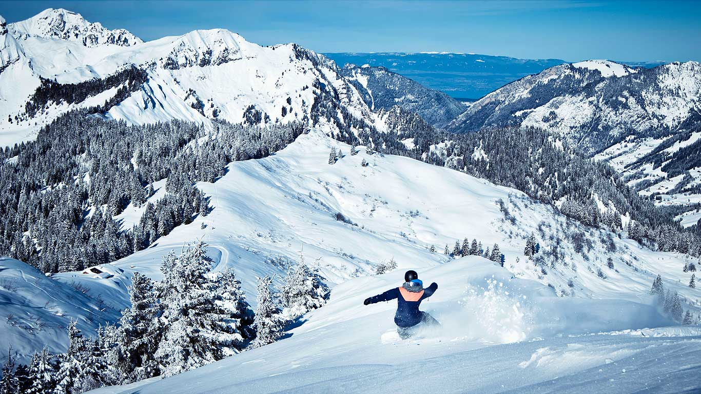 News and events from Avoriaz coming soon!