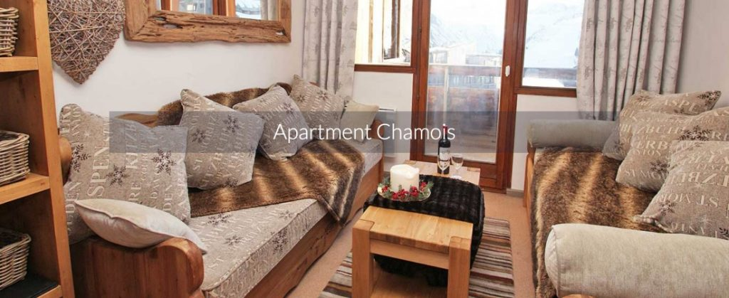 Apartment Chamois in Avoriaz