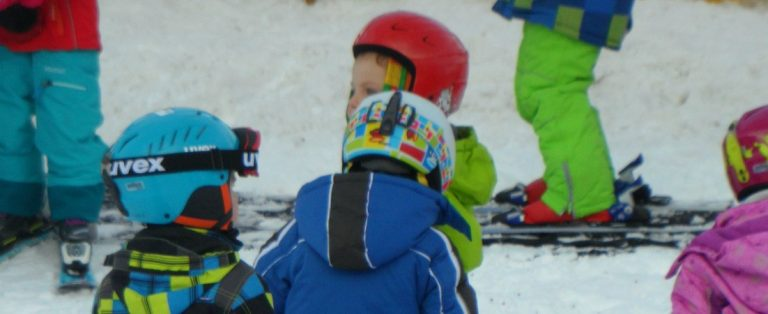 Skiing with kids Avoriaz