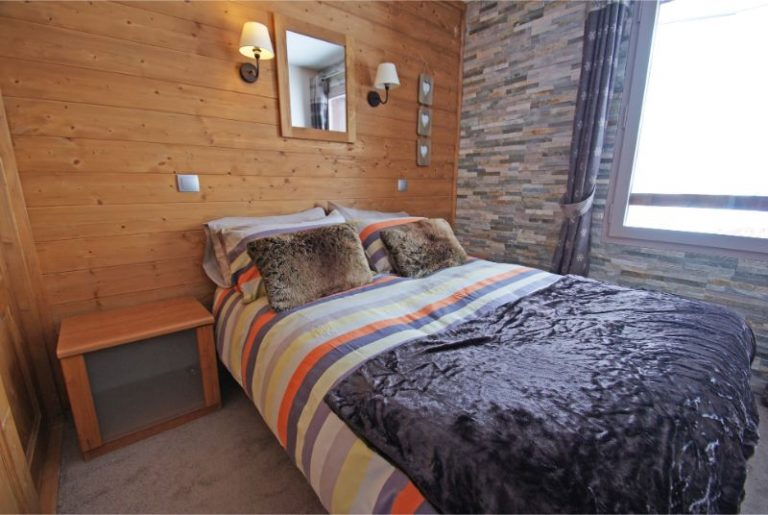 Chalet Neva, ski in ski out accommodation Avoriaz