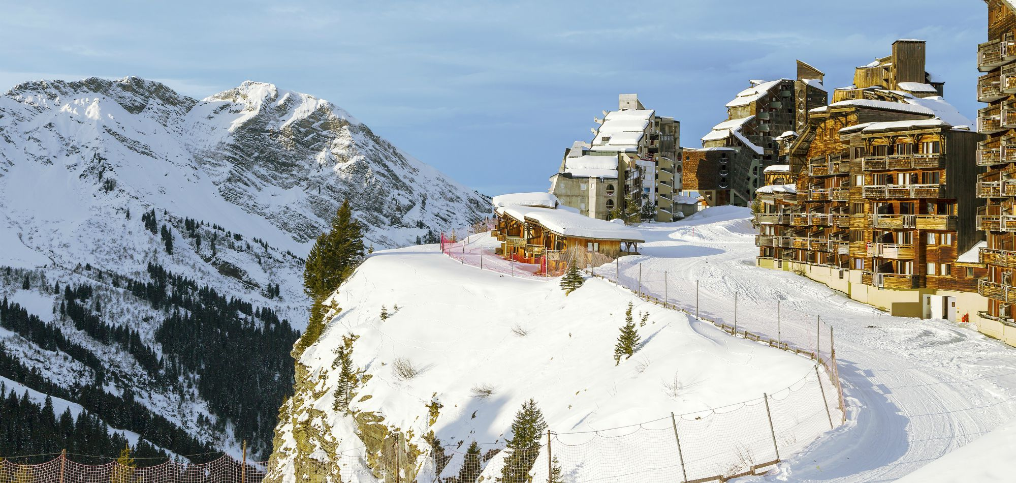 Avoriaz ski resort guide